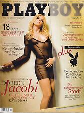 Playboy (deutsch) Nr.04/2007 Doreen Jacobi H. Grönemeyer Heino Ferch  Z1