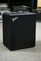 """Fender Rumble Stage 800 2x10"""" Bass Combo Amplifier w/ WiFi & Bluetooth, Demo"""