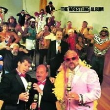 """the Wrestling album""/""Piledriver 2 VINILE LP NUOVO"