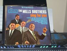 Vynil record lp Mills Brothers