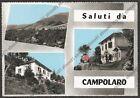 BRESCIA PRESTINE 02 CAMPOLARO SALUTI da... Cartolina FOTOGRAFICA viaggiata 1962