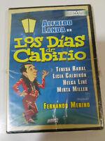 LOS DIAS DE CABIRIO ALFREDO LANDA TERESA RABAL FERNANDO MERINO DVD NUEVO !!!