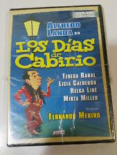 LOS GIORNI DI CABIRIO ALFREDO LANDA TERESA RABAL FERNANDO MERINO DVD NUOVO
