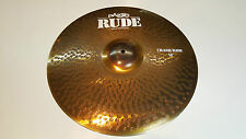 "Paiste RUDE Crash Ride Becken 19"" Cymbal"