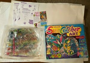 Lisa Frank Deluxe Suncatcher Art Set MIB
