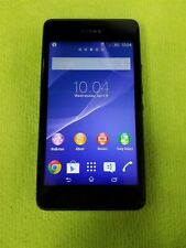 Sony Xperia E1 2GB Black D2004 (Bell Mobility) Android Smartphone FR794