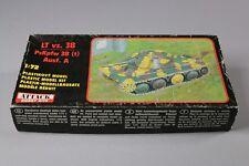 ZC267 Attack Hobby Kits 72807 Maquette Militaire 1/72 LT vz. 38 Ausf A PzKpfw 38