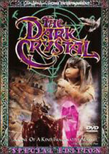 The Dark Crystal 2018, DVD,Directed-Frank Oz,Jim Henson,dual layer disc
