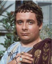 Christopher Biggins photo signed In Person - I. Claudius -C110