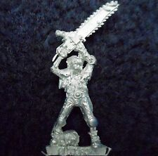 2005 Undead with Chainsword Bloodbowl 5th Edition Star Player Hack Enslash Team
