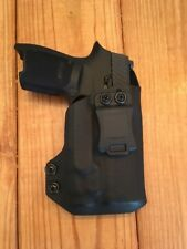 Sig Sauer P320c Compact w/TLR7 Light Inside Waistband (IWB) Holster Adjustable