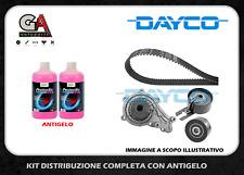 Kit distribuzione pompa acqua Dayco 1.6 tdci Ford Fiat Citroen Peugeot antigelo