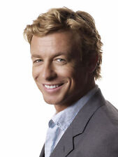 SIMON BAKER UNSIGNED PHOTO - 249 -  THE MENTALIST