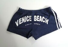Venice Beach California Blue Womans Shorts Size Medium M