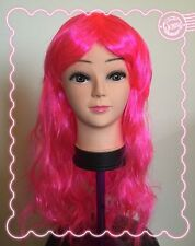 """Sexy 24 """"inches Long Curly Full Wig Fancy Dress Party Cosplay Costume Synthetic"""