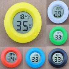 Mini Digital LCD Hygrometer Humidity Temperature Meter Tester Indoor Randomly
