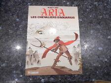 belle reedition aria les chevaliers d'aquarius