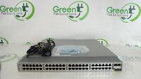 Cisco N2K-C2248TP-1GE 48-Port Nexus 2248TP 1GE Fabric Extender w/ Dual 400W PSU