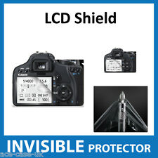 Canon 450d, Eos Rebel Xsi, Kiss X2 Dslr Invisible Protector De Pantalla Lcd Shield
