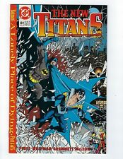 "The New Titans # 61 NM  ""A Lonley Place of Dying"" Part 4 NM DC"
