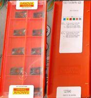 10 pcs. Sandvik R390-17 04 08M-PM 4220 milling inserts R390-170408M-PM 4220 R390