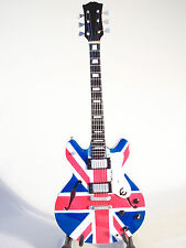 Guitare miniature Epiphone Supernova de Noel Gallagher - Oasis