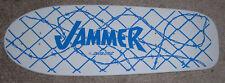 NOS Vintage 1980's Santa Cruz Jammer Skateboard Deck Pig Shape White/Blue RARE
