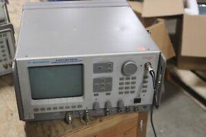 Motorola R2670 FDMA Digital Communications System Analyzer