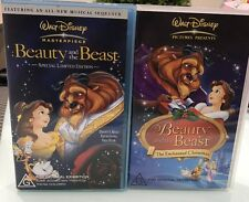 Beauty And The Beast VHS
