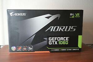 AORUS GeForce® GTX 1060 6G Nvidia