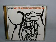 Cookin' with the Miles Davis Quintet by Miles Davis DCC 24K Gold GZS 1044 1993