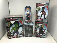 Avengers 5-er Set B-Ware OVP Sammler Action Film Movie Thor Marvel Hulk !