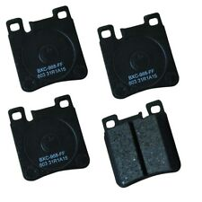 Disc Brake Pad Set-Stop Ceramic Brake Pad Rear Bendix SBC603