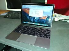 Macbook retina 12-inch early 2015