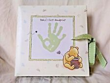 Classic Winnie the Pooh Baby Handprint Kit With Easel Shower Gift New Keepsake