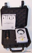 Bird 43 Thruline RF Wattmeter Kit with 50W Load, case