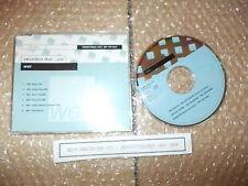 CD Pop Sweetbox feat Jon - Wot (6 Song) Promo WEA