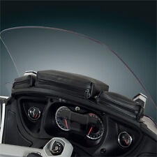 Can-Am Spyder Windshield Dash Tri-Pouch (BH41-154BK) RT,RTS,RT-LTD (Read Below)
