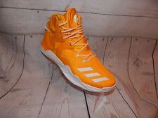 ADIDAS D ROSE 7 BOOST NCAA YELLOW GOLD B38939 - Basketball  Men's Shoe SZ 14