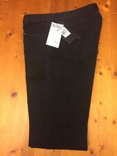 Hurley Womens 81 Skinny Leg Jeans Denim Pants Size 30 Msrp $60 GDB0000220 Black