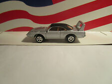 JOHNNY LIGHTNING MUSCLE CARS 1970 '70 SUPER BEE SILVER/BLACK TOP LOOSE