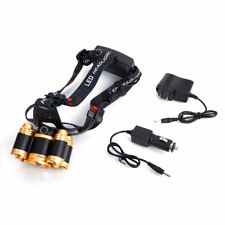 3.7V 2400LM T6 Highlight Torch ​Outdoor Lighting Rechargeable Head Headlamp ​