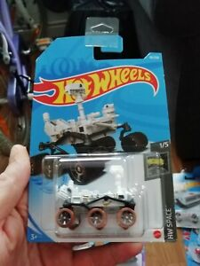 Hot wheels 2021 NASA MARS PERSEVERANCE ROVER