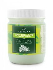 Hristina Cosmetics Anti Cellulite Firming Cream With CAFFEINE & Pineapple 200 ml