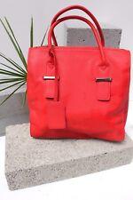 Asos Bold Handle Tote Shoulder Leather Hand Bag Hobo Weekend Grab Large Handbag