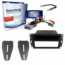 Radio Dash Mount Kit & Replacement Interface for No-Onstar Pontiac Grand Prix