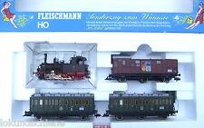 Set 750 años berlín Preuß. t 3 + 3 vagones Fleischmann sin No. Ho
