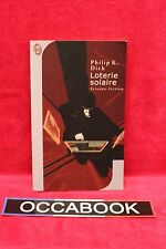 Loterie solaire - Philip K. Dick - Livre - Occasion
