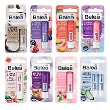 3x BALEA Lip Balm Care Stick Lips Different Flavors Original Free Ship Lips