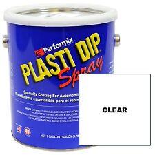 Plasti Dip Spray, 1 Gallon Can, Ready to Spray, Matte - CLEAR